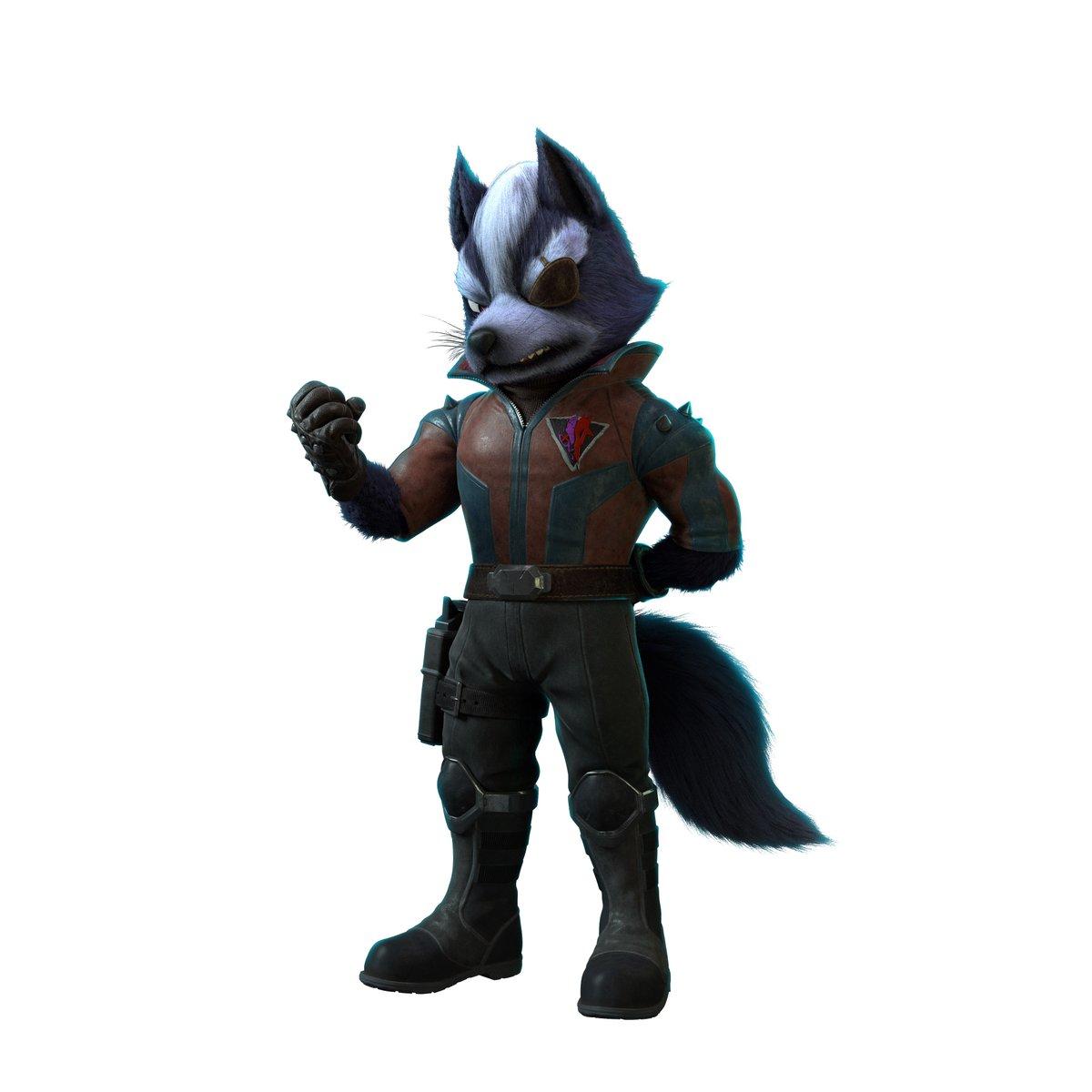 File Wolfstarlink Jpg Lylat Wiki A Star Fox Wiki