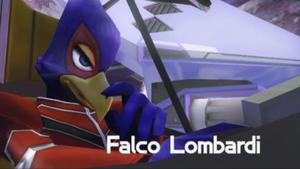 Falco Lombardi Assault